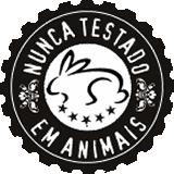 Selo Não testado em Animais