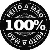 100% Feito a Mao